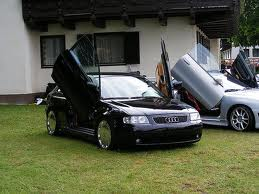 AUDI A3, LAMBO DOOR KIT, PAIR