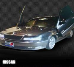 NISSAN CEFIRO 96-UP, LAMBO DOOR KIT, PAIR.