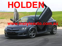 Holden Opel /  Astra 2005-up, 3D Model, LAMBO DOOR KIT, PAIR.