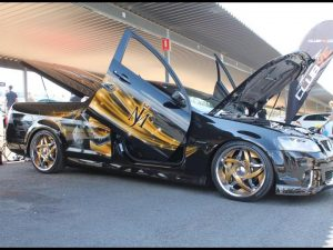 Holden Commodore VE, LAMBO DOOR KIT, PAIR.
