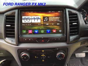 Ford Ranger PX MK2 2015-UP  Indash Navigation Multimedia System