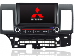 MITSUBISHI LANCER dvd gps bluetooth reverse camera